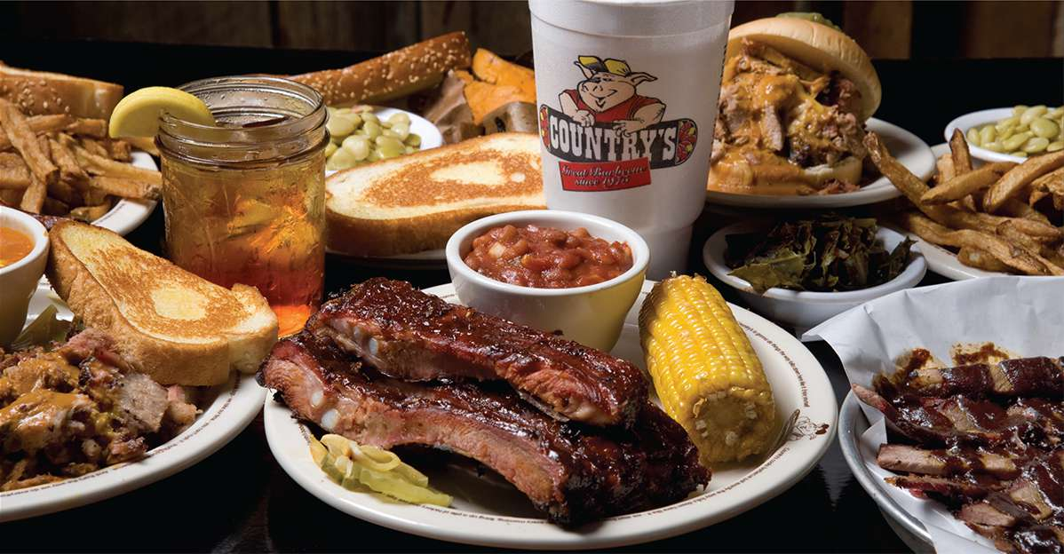 Country S Bbq Lagrange Bbq Country Cookin Country S Bbq